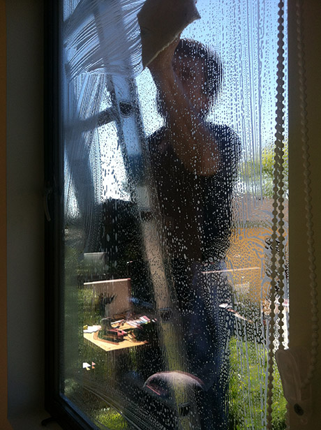 We use only professional window cleaning products to ensure the best quality of service and best results.